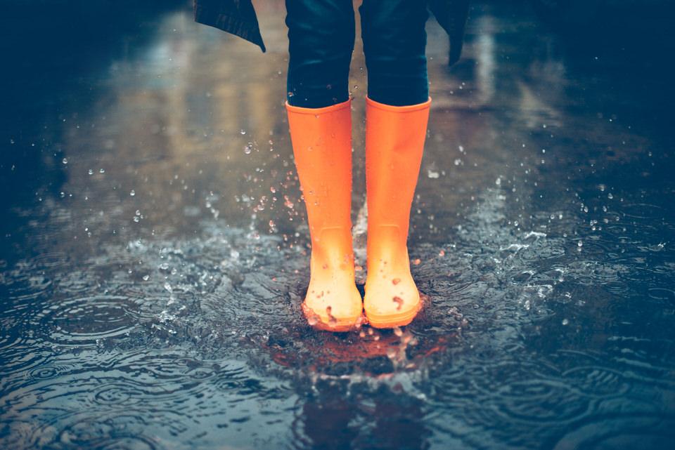 雨の日もレインブーツでお洒落しよう