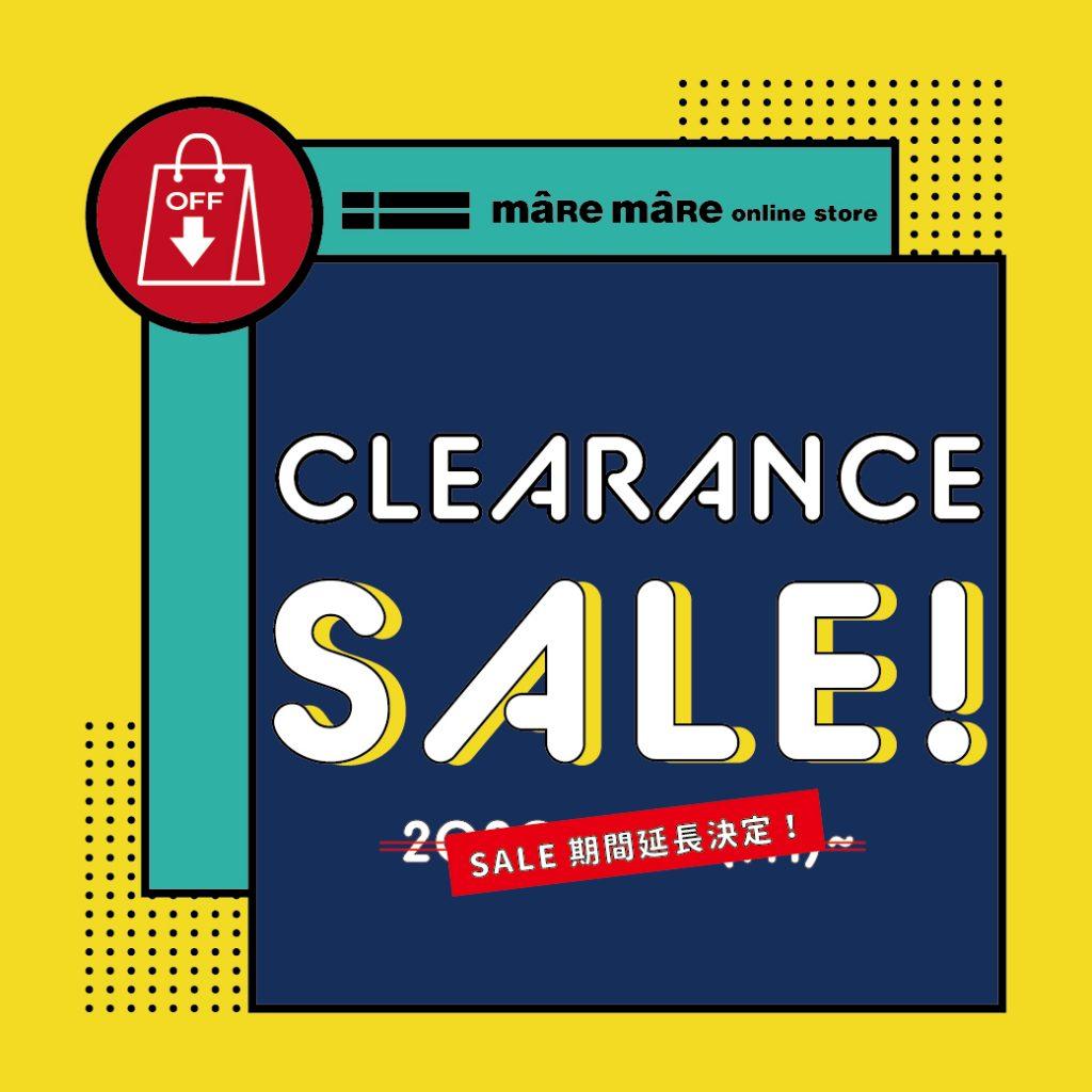 ★【期間延長】CLEARANCE-SALEインスタ1040×1040