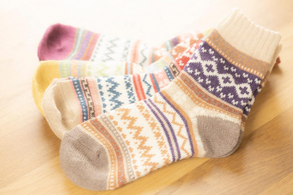 靴下の種類と選び方|メンズ・レディース必見